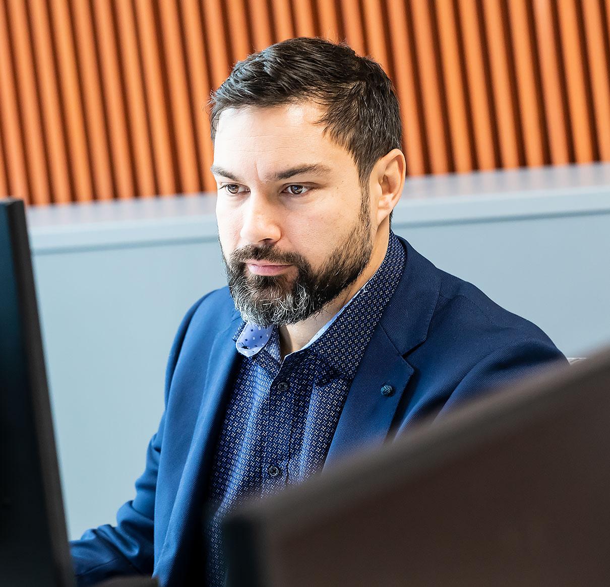Arbeiten bei der ESPRIT Netzwerk AG